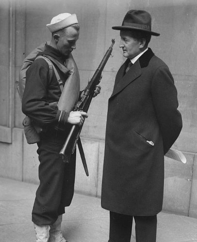 America Won World War I by Copying a British Gun Design (Sort Of)