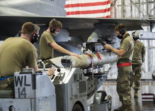 The U.S. Navy is Testing Out a New Anti-Radiation Missile. Here's What That Is.