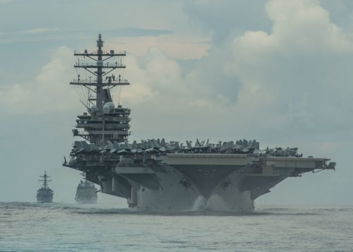 More, More, More: The Chinese Navy Keeps Building Aircraft Carriers