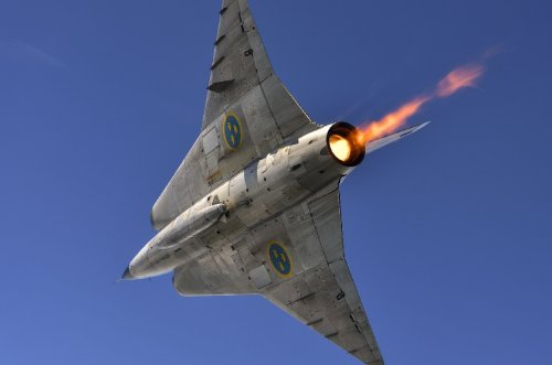 SAAB Fighter Jets - Sweden's Most Unconventional Designs - cover