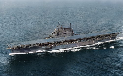 The Five Greatest Aircraft Carriers Ever Made in History