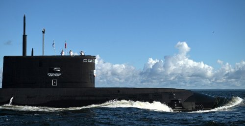 Russia's 200 Knot Supercavitating Torpedo Is A Terror Weapon (If It Works?)