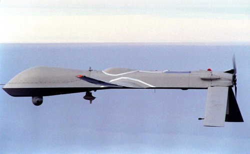 The Air Force Is Testing the Weapon of the Future: Drone Swarms