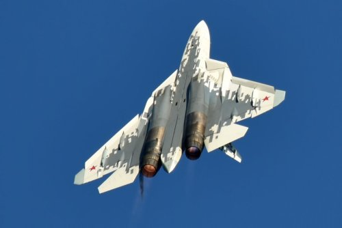 A New Kind of Escalation: Russia's Stealth Fighter Can Deliver Nuclear Weapons