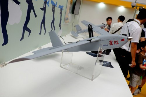 Fire Cardinal: The Suicide Drone That Will Help Secure Taiwan?