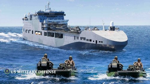 The Marines' New Light Amphibious Warship Is Coming and It's Looking Fearsome