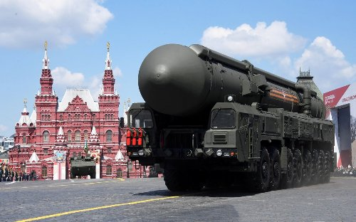 Dead Hand: Russia's Plan to Nuke America (Even if America Hit First)