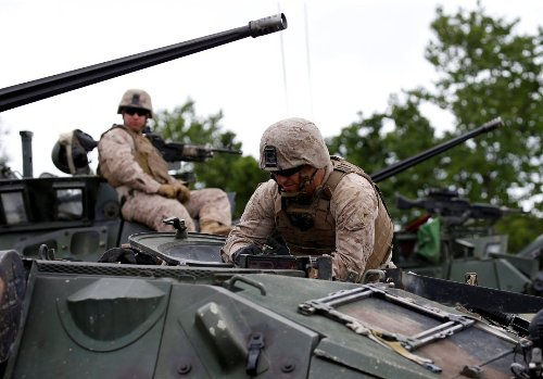 The Marine Corps Prepares to Test a Potential Advanced Reconnaissance Vehicle