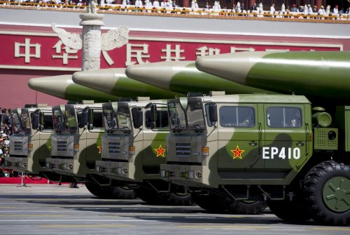 A Closer Look at China's 'Carrier-Killer' Missiles