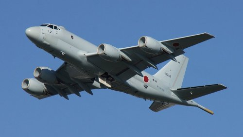 Without Firing a Shot, This Japanese Plane May 'Sink' China's Submarines