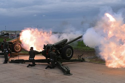 Russian Artillery Could Totally Blow the U.S. Army Away