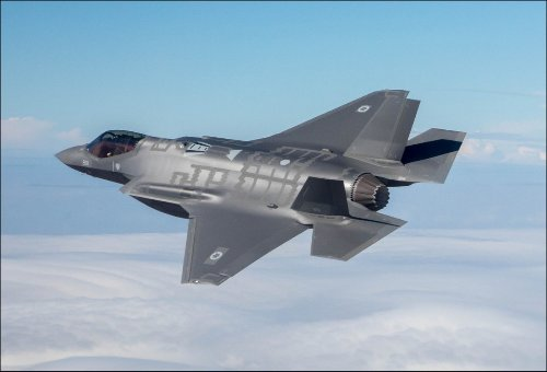 Why Israel's 'Special' F-35 Is Better Than Any Other Stealth Fighter