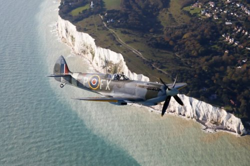 A Polish Plane Almost Beat Britain's Iconic Spitfire Out of the History Books