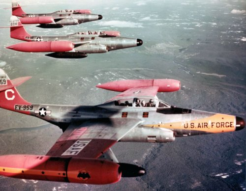 America's Cold War F-89 Scorpion Would Have Nuked Soviet Warplanes