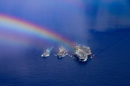 Japan's Growing Navy is Looking Strangely Familiar