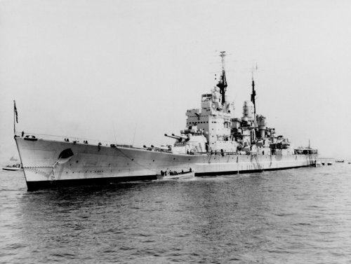 A Symbol of the Royal Navy, HMS Vanguard Missed the Mark