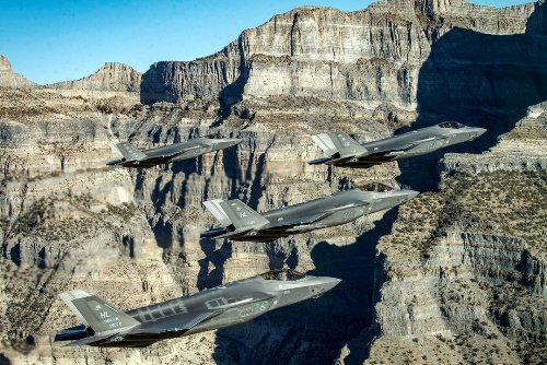 The U.S. Air Force Is Going All in On 6th Generation Fighters