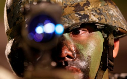 MK22: The Army's New Sniper Rifle Looks Really Impressive