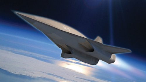 The SR-72 Darkstar is the Secret Spy Plane of the U.S. Military's Dreams