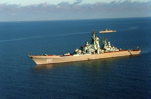Russia Still Has 'Battleship's and No One is Talking About It