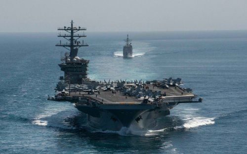 China Says It Can Sink U.S. Aircraft Carriers with Its Specialized Missiles