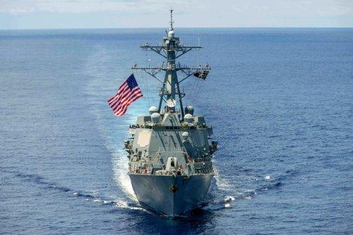 Does Sailing Warships Near China Really Protect Freedom of Navigation?