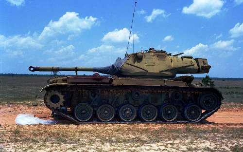This Old Tank Was Meant To Crush Russia (But Crushed Iraq Instead)