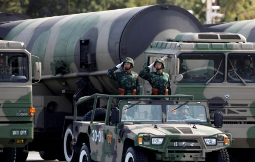 China's Missiles are Making its Neighbors Nervous