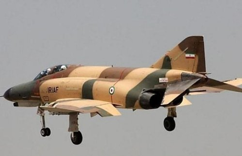Why Does Iran Have U.S. F-4 Phantom Fighters?