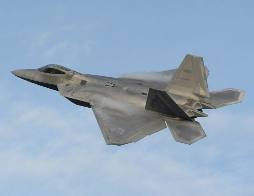 F-22 Raptor: America's Top Stealth Fighter Almost Became a Bomber