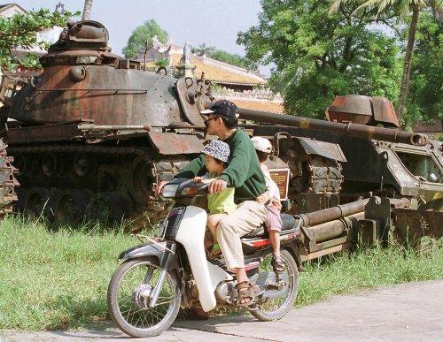 The Battle of Hue: Urban Warfare in Vietnam