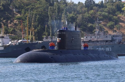 What Makes Russia's Ultra Fast Shkval Torpedo So Deadly