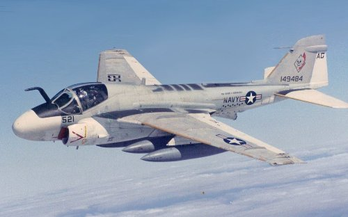 America's A-6 Intruder: A Powerful Attack Aircraft of the Vietnam War