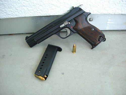 Firearms cover image