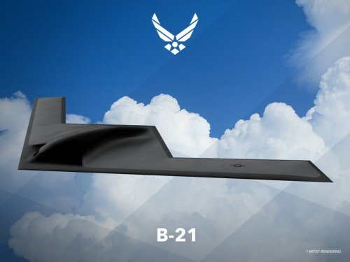 Report: The U.S. Air Force Needs Way More B-21s