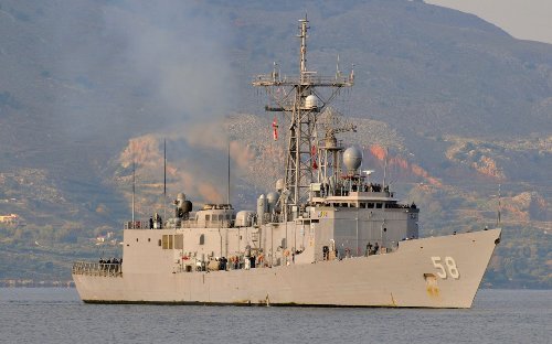 'The Little Ship That Could': Meet the Oliver Hazard Perry-Class Frigate