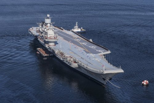 The Five Worst Aircraft Carriers Ever to Sail