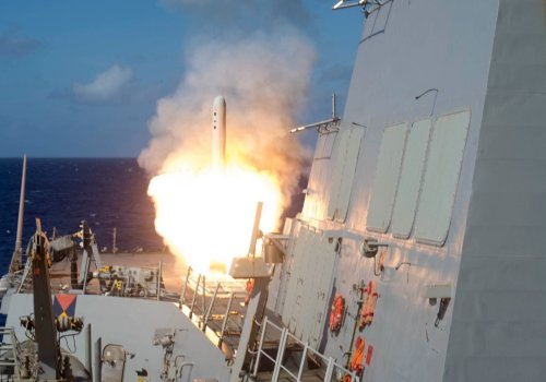 America's Tomahawk Cruise Missiles Is Shrinking—And Fast