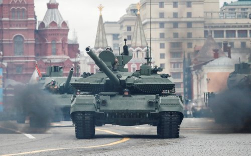 Yes, Russian Tanks Are Shooting Depleted Uranium Bullets