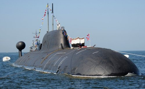 Russia's Akula-Class Submarine Became a Stealth Killer - All Thanks to Japan