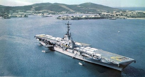 Weak Wasp: How a Treaty Reduced This Aircraft Carrier's Power