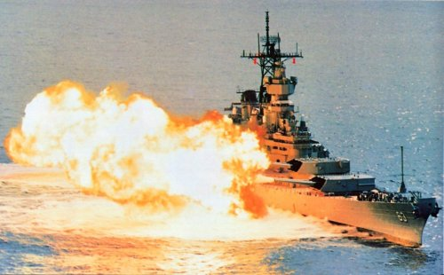 Navy Question: Is It Time to Bring Back the Battleship?