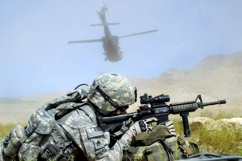 After Years of Fighting Terrorists, U.S. Special Forces Have a New Mission