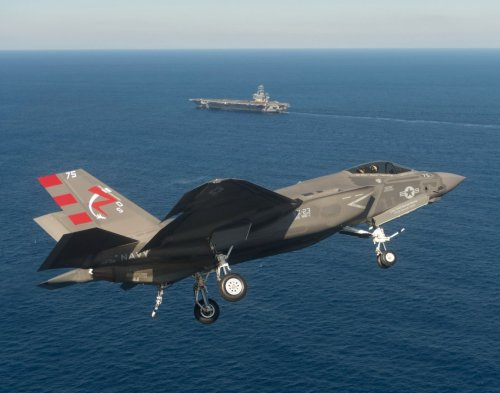 5 Best Planes to Ever Fly from Aircraft Carriers