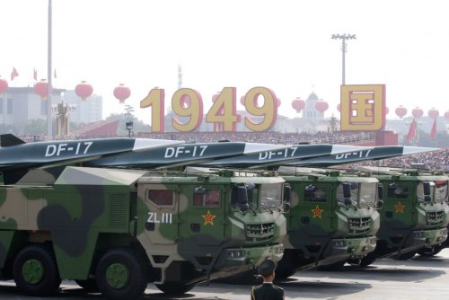 Armed to the Teeth: Why Beijing's Missiles are Pointed Nearby China