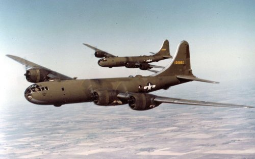 World War II: Why the Boeing B-29 Superfortress Was a Game Changer
