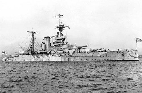 Long Live Britain's Revolutionary Queen Elizabeth Battleships
