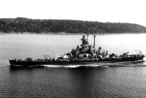 USS Massachusetts Was A Real Battleship Killer