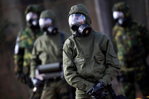 Problem: The Army Isn't Prepared for a Chemical Weapons Attack