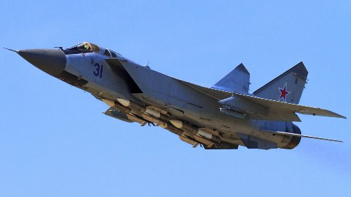 Russia Is Preparing To Replace Its Killer MiG-31 Interceptor